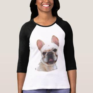 Happy French Bulldog T-shirt