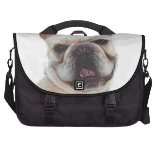 Happy Frenchie Bulldog Bag For Laptop