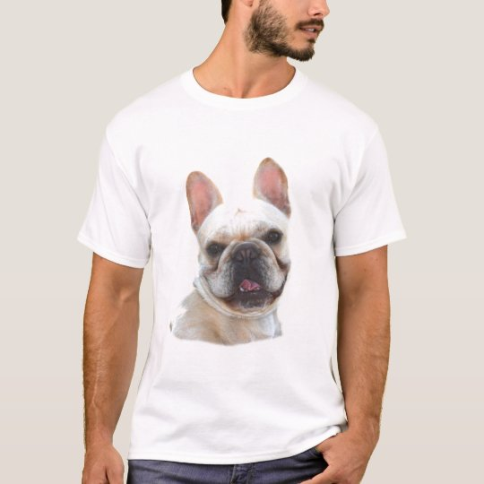 Happy Frenchie t-shirt