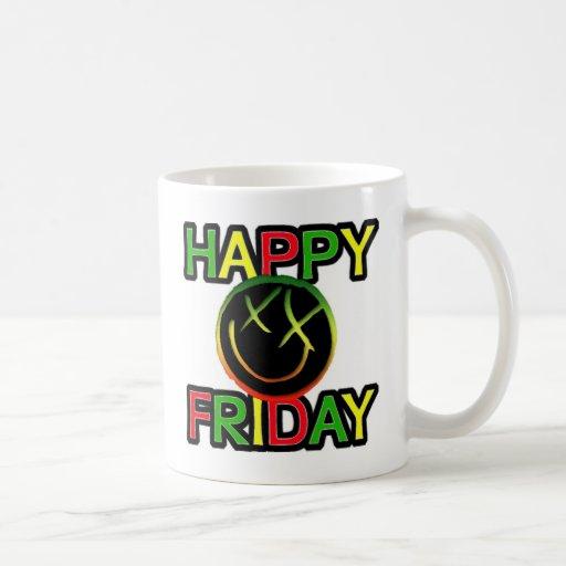 happy friday-1 copy coffee mug