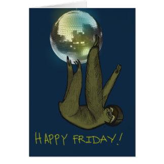 Happy Friday Card