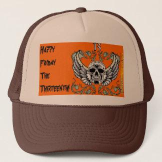 Happy Friday The Thirteenth! Trucker Hat