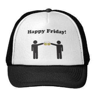 Happy Friday! Trucker Hat