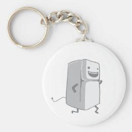 Happy Fridge Keychain