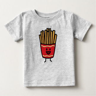 Happy Fries T Shirt