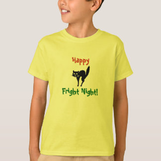 Happy Fright Night!-Childs-T-Shirt T-Shirt