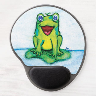 Happy Frog Gel Mouse Pad