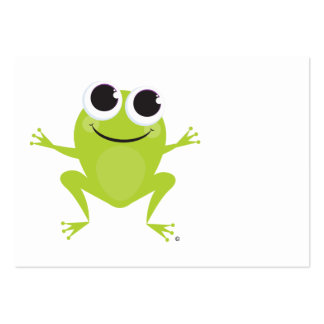 Happy Frog Gift Card Business Card