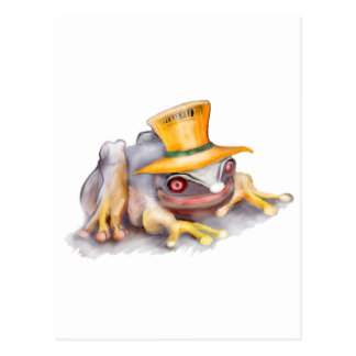 happy_frog postcard