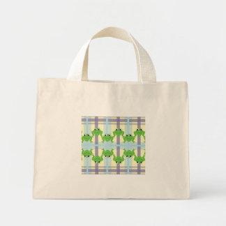 Happy Froggies Striped Bag