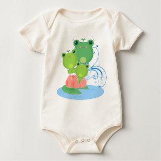 Happy Frogs Creeper