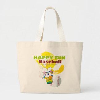 HAPPY FUN Usagi B Canvas Bag