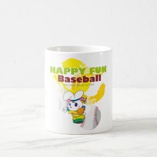 HAPPY FUN Usagi B Coffee Mug