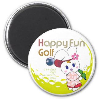 HAPPY FUN Usagi G Magnets