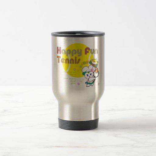 HAPPY FUN Usagi T 15 Oz Stainless Steel Travel Mug