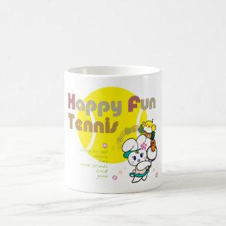 HAPPY FUN Usagi T Coffee Mugs