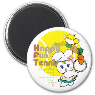 HAPPY FUN Usagi T Fridge Magnets