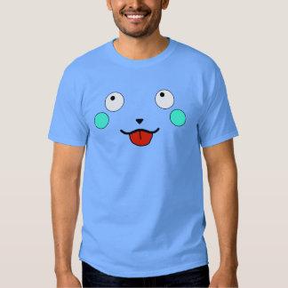 Happy Furry Anime Friend Smiley Face Tee Shirt