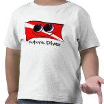 Happy Future Diver Tshirt