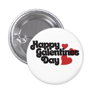 Happy Galentines Day Button