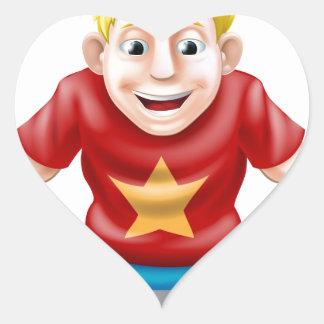 Happy gamer heart sticker
