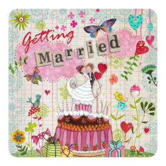 Happy Garden Card