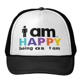 Happy Gay and Okay LGBT Hat