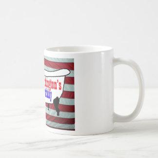 Happy George Birthington's Washday Mug