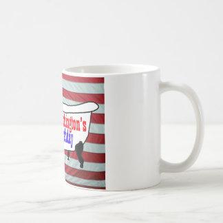 Happy George Birthington's Washday Products Coffee Mugs
