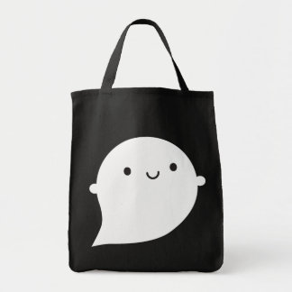 Happy Ghost Tote Bag