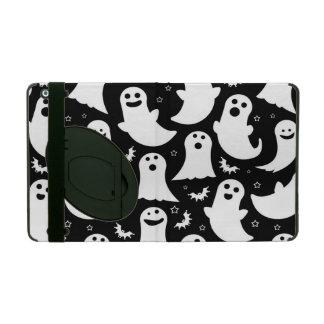 Happy Ghosts Pattern iPad Case