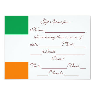 HAPPY GIFTING IDEAS CARD