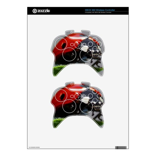 HAPPY GIFTING XBOX 360 CONTROLLER SKIN