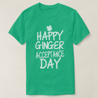 Happy Ginger Day T-Shirt