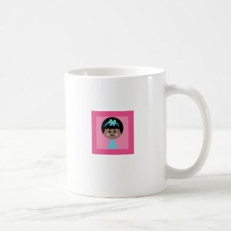 happy girl 1 coffee mugs