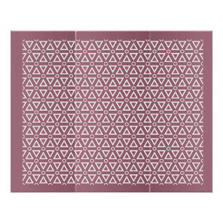 Happy Glory Patterns -  Enjoy and Share the Joy Posters