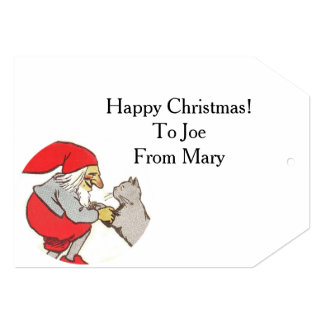 Happy Gnomes for Gifts Card