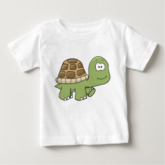 Happy Go Lucky Turtle child's shirt