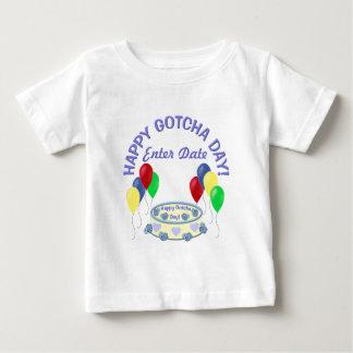 Happy Gotcha Day Baby T-Shirt