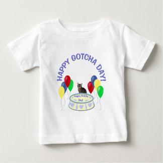 Happy Gotcha Day Kitty Baby T-Shirt