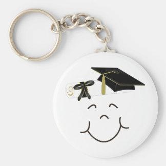 Happy Grad Keychain