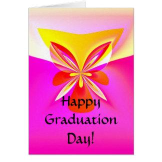 Happy Graduation Day Card