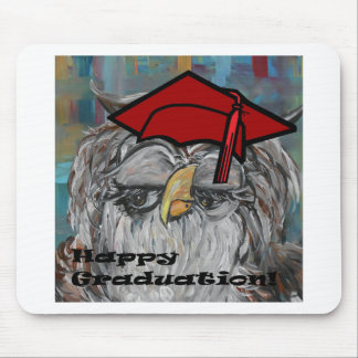 Happy Graduation! Mouse Pad