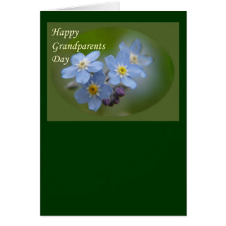 Happy Grandparents Day Greeting Cards
