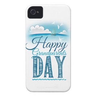 Happy grandparents day iPhone 4 Case-Mate case