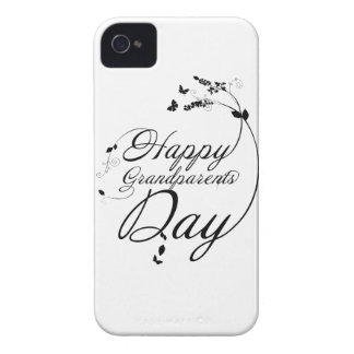 Happy grandparents day iPhone 4 cover