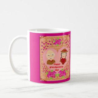 Happy grandparents day Mug