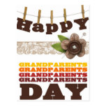 Happy grandparents day post cards