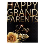Happy grandparents day postcards