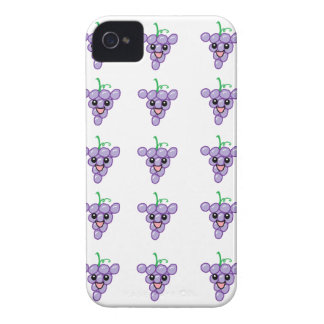 Happy Grapes iPhone 4 Case